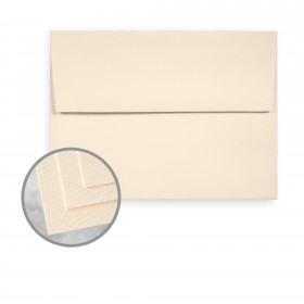 Via Felt Natural Envelopes - A2 (4 3/8 x 5 3/4) 70 lb Text Felt  30% Recycled 250 per Box