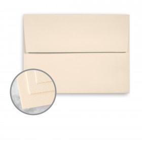 Via Felt Warm White Envelopes - A8 (5 1/2 x 8 1/8) 70 lb Text Felt  30% Recycled 250 per Box
