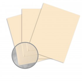 Via Laid Ivory Paper - 35 x 23 in 24 lb Writing Laid  30% Recycled 1500 per Carton