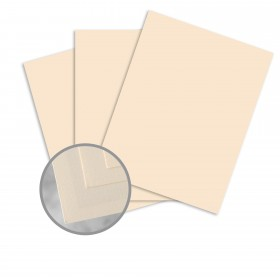 Via Laid Natural Paper - 35 x 23 in 24 lb Writing Laid  30% Recycled 1500 per Carton