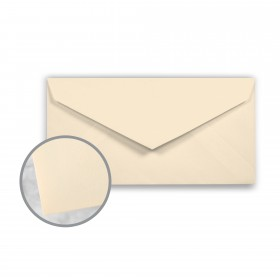 Via Smooth Ivory Envelopes - Monarch (3 7/8 x 7 1/2) 24 lb Writing Smooth  30% Recycled 500 per Box