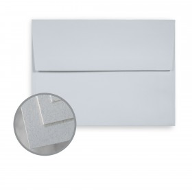 Via Smooth Light Blue Fiber Envelopes - A2 (4 3/8 x 5 3/4) 70 lb Text Smooth  30% Recycled 250 per Box