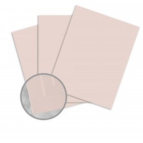 Via Smooth Light Pink Paper - 25 x 38 in 70 lb Text Smooth  30% Recycled 1000 per Carton