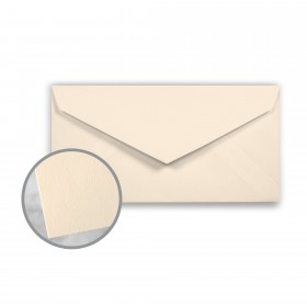 Via Smooth Natural Envelopes - Monarch (3 7/8 x 7 1/2) 24 lb Writing Smooth  30% Recycled 500 per Box