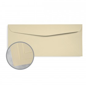 Via Smooth Willow Envelopes - No. 10 Commercial (4 1/8 x 9 1/2) 70 lb Text Smooth  30% Recycled 500 per Box