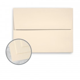 Via Vellum Cream White Envelopes - A6 (4 3/4 x 6 1/2) 60 lb Text Vellum  30% Recycled 250 per Box