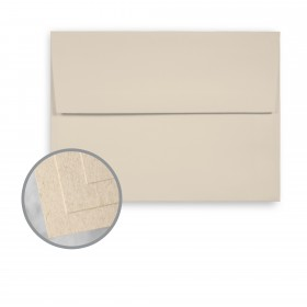 Via Vellum Jute Envelopes - A6 (4 3/4 x 6 1/2) 70 lb Text Vellum  30% Recycled 250 per Box