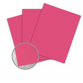 Via Vellum Rhodamine Paper - 25 x 38 in 70 lb Text Vellum  30% Recycled 1000 per Carton
