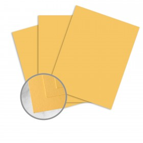 Via Vellum Sunflower Paper - 23 x 35 in 80 lb Text Vellum  30% Recycled 1000 per Carton