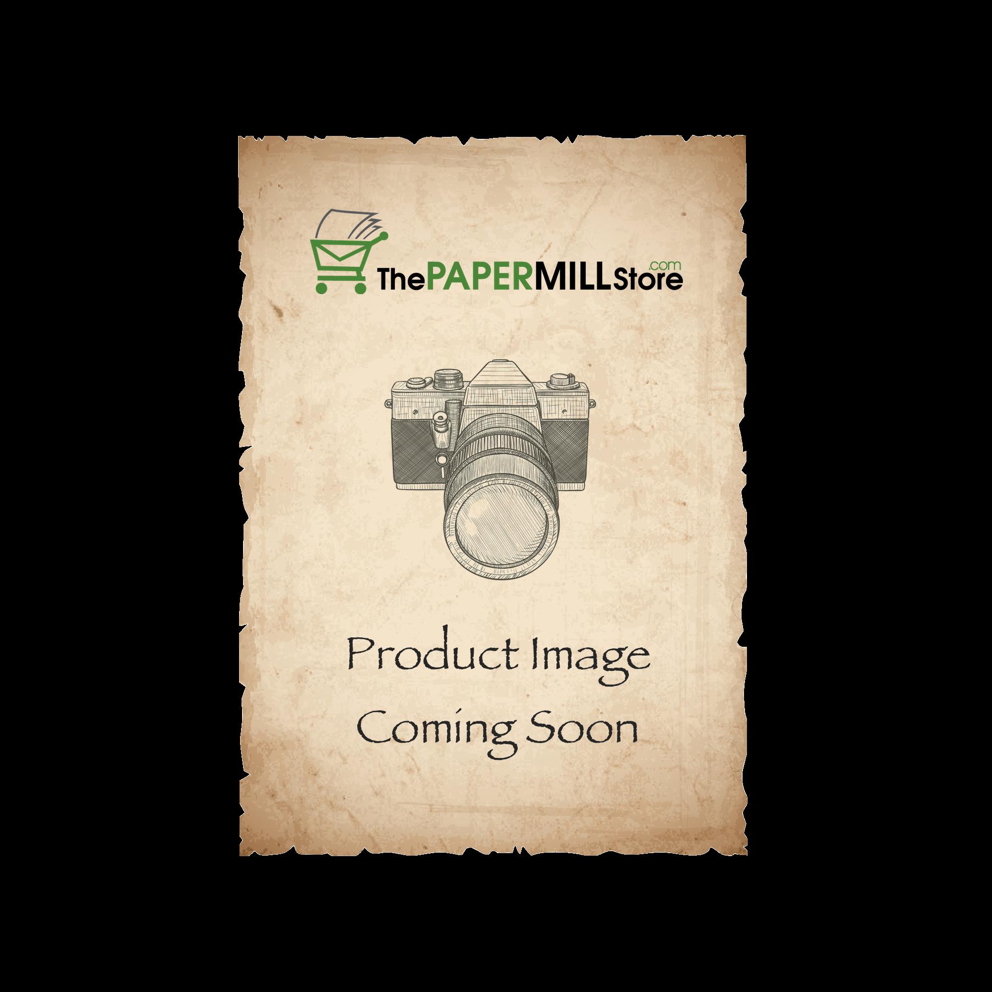 Tube Mud Envelopes - No. 10 Commercial (4 1/8 x 9 1/2) 88 lb Text Soft Flat Matte C/2S 2500 per Carton