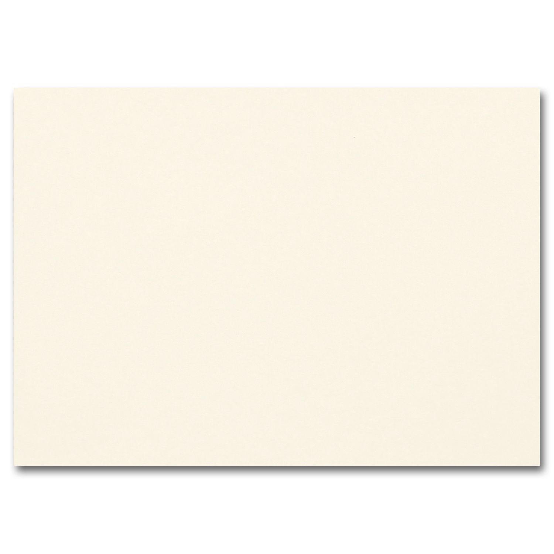 Fine Impressions A1 Flat Panel Cards RRAN4WP 250 Count 3-1//2 x 4-7//8