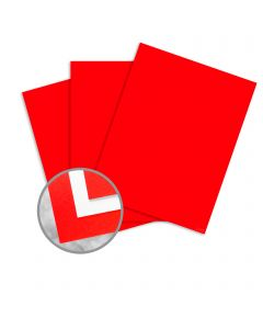kaBoom! Strawberry Paper - 18 x 12 in 8 pt Cover Smooth C/1S 250 per Package