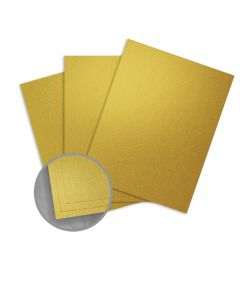 ASPIRE Petallics Pure Gold Paper - 28 x 40 in 81 lb Text Metallic C/2S 750 per Carton
