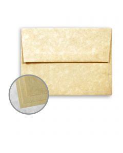 Astroparche Ancient Gold Envelopes - A7 (5 1/4 x 7 1/4) 60 lb Text Vellum  30% Recycled 250 per Box