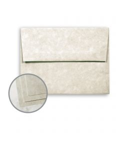 Astroparche Gray Envelopes - A2 (4 3/8 x 5 3/4) 60 lb Text Vellum  30% Recycled 250 per Box