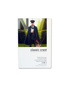 CLASSIC CREST - Neenah Paper Text Paper and Cover Paper Sample Swatchbook and Professional Graphics Tool