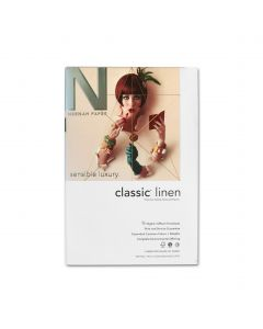 CLASSIC Linen - Neenah Paper Text Paper and Cover Paper Sample Swatchbook and Professional Graphics Tool