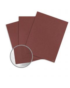 Construction Brick Red Paper - 25 x 38 in 70 lb Text Vellum  100% Recycled 1000 per Carton