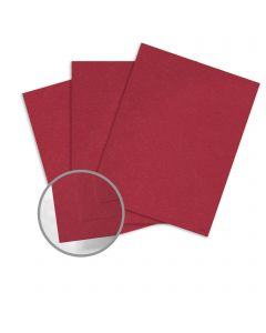 Construction Electric Red Paper - 25 x 38 in 70 lb Text Vellum  30% Recycled 1000 per Carton