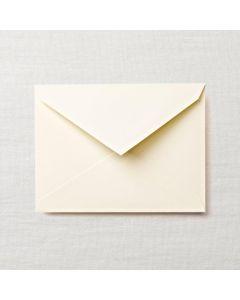 Crane & Co. Ecruwhite Kid Finish Kent Envelope