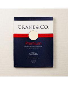 Crane & Co. Ecruwhite Executive Sheets