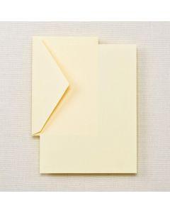 Crane & Co. Ecruwhite Half Sheets