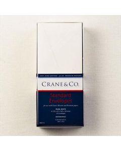 Crane & Co. 32 lb. Pearl White #10 Envelopes
