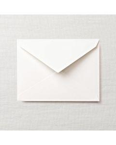 Crane & Co. Pearl White Kid Finish Kent Envelope