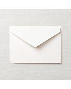 Crane & Co. Pearl White #1 Corinne Envelope