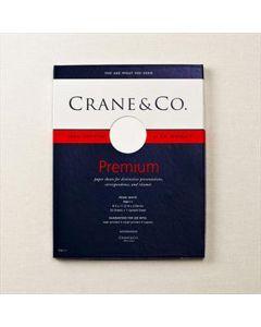 Crane & Co. Pearl White Executive Sheets