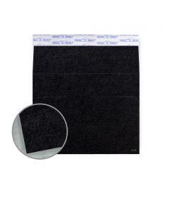 Ruche Black Envelopes - A2 (4 3/8 x 5 3/4) 80 lb Text Crepe  100% Recycled 200 per Box