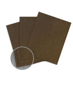 Ruche Natural Cardstock - 28 x 40 in 100 lb Cover Crepe 100% Recycled 125 per Carton