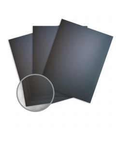 Curious Cosmic Black Hole Card Stock - 8 1/2 x 11 in 133 lb Cover Soft Matte Metal C/1S 100 per Package