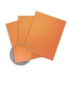 Curious Metallics Mandarin Paper - 8 1/2 x 11 in 80 lb Text Metallic C/2S 250 per Package