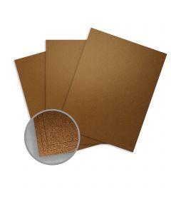 Elan Metallics Bronze Paper - 12 x 12 in 80 lb Text Metallic C/2S 250 per Package