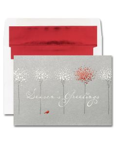Remarkable Greeting Cards from the Fine Impressions Blank Holiday Cards Collection.