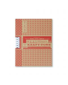 Kraft-Tone - French Paper Text Paper and Cover Paper Sample Swatchbook and Professional Graphics Tool