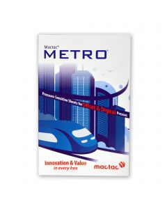 Metro - MACtac Label Sample Swatchbook and Professional Graphics Tool