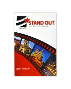 Starliner - MACtac Label Sample Swatchbook and Professional Graphics Tool