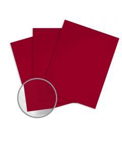 Keaykolour Guardsman Red Paper - 27 1/2 x 39 3/8 in 80 lb Text Vellum 250 per Package