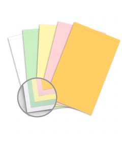 NCR Paper* Brand Superior Perf Multi-Colored Carbonless Paper - 8 1/2 x 14 1/2 in 21.4 lb Writing  Precollated 5-Part RS Goldenrod, Pink, Canary, Green, White Perforated on Top 500 per Ream