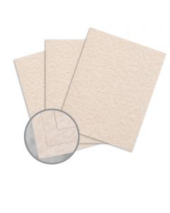 Parchtone Aged Card Stock - 8 1/2 x 11 in 65 lb Cover Semi-Vellum 250 per Package