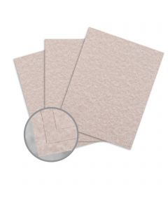 Parchtone Camel Card Stock - 8 1/2 x 11 in 65 lb Cover Semi-Vellum 250 per Package