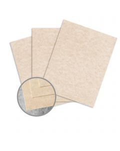 Skytone Brown Paper - 8 1/2 x 11 in 60 lb Text Vellum  30% Recycled 500 per Ream