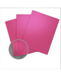 so..silk Beauty Pink Card Stock - 28.3 x 40.2 in 92 lb Cover Super Smooth C/2S 100 per Package