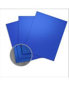 so..silk Fair Blue Card Stock - 28.3 x 40.2 in 130 lb Cover Super Smooth C/2S 100 per Package