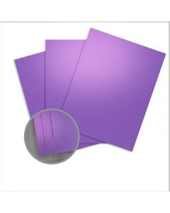 so..silk Fashion Purple Card Stock - 28.3 x 40.2 in 92 lb Cover Super Smooth C/2S 100 per Package
