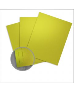 so..silk Shocking Green Card Stock - 28.3 x 40.2 in 92 lb Cover Super Smooth C/2S 100 per Package