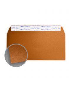 Stardream Copper Envelopes - No. 10 Commercial Peel & Seal (4 1/8 x 9 1/2) 81 lb Text Metallic C/2S 500 per Box