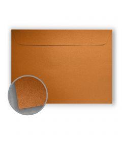 Stardream Copper Envelopes - No. 13 Booklet (10 x 13) 81 lb Text Metallic C/2S 500 per Box